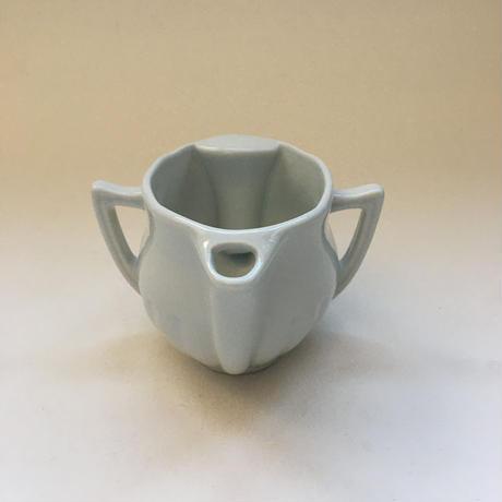 ピリヴュイ ソーシエール ソース・グラスとメーグル  白磁器