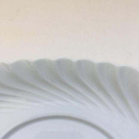 リモージュ トルス・ブラン ラヴィエ 螺旋レリーフ