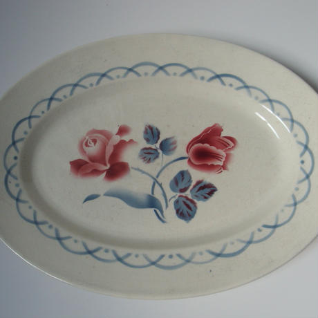 オードブル皿 大皿 ラヴィエ プレート サルグミン ディゴワン カンヌ