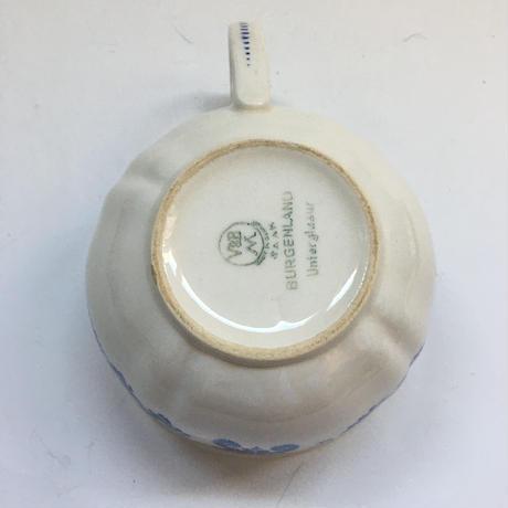 1950年代 ビルロイ・ボッホ ブルゲンラント カップ&ソーサー ティー・カップ 1−6