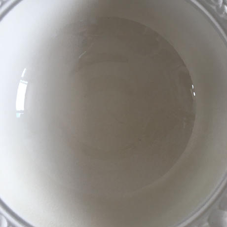 1940年代 イギリス製 パリッシー 蓋付きスープ・ボウル 1-2