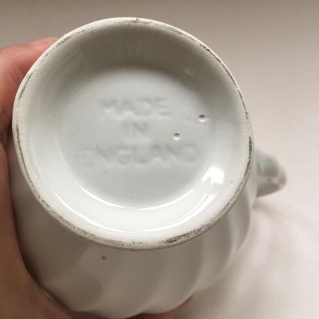 1960年代 ジョンソン・ブラザーズ スノウホワイト・レジェンシー ミルク・ポット