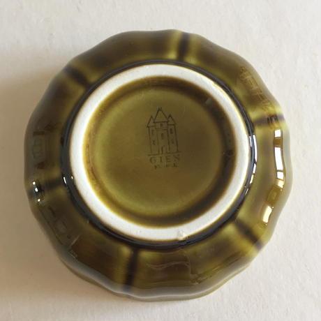 1960年代 ジアン 小ボウル 小鉢 カーキ 2個セット