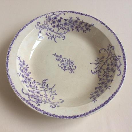 19世紀後半 ジアン プラ プレート 大皿 カプリス