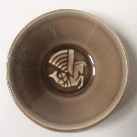 1950年代 エールフランス 灰皿 アッシュトレイ 広告 グレイ
