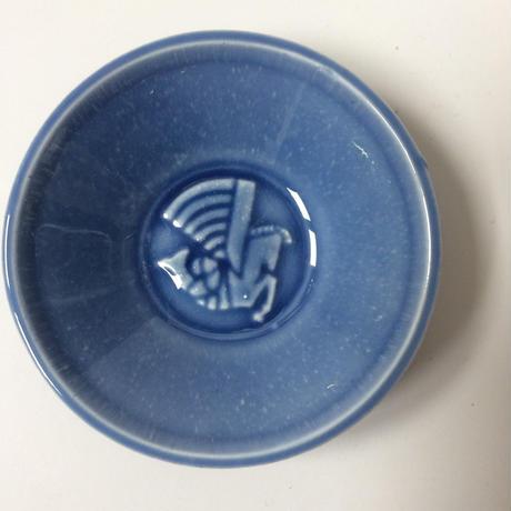 1950年代 エールフランス 灰皿 アッシュトレイ ブルー
