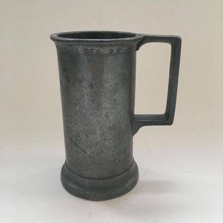 19世紀 ブレニュ社 エタン製 計量カップ ドゥミリットル