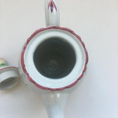 1970年代 リュネヴァル カフェティエ エゴイスト ストラスブール柄
