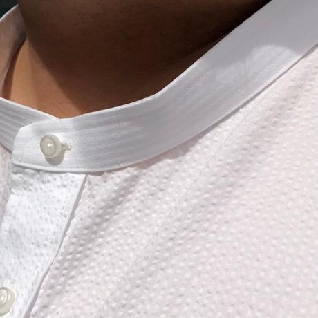 たろlong シャツ(タロ ロング シャツ)ホワイト TLS-001