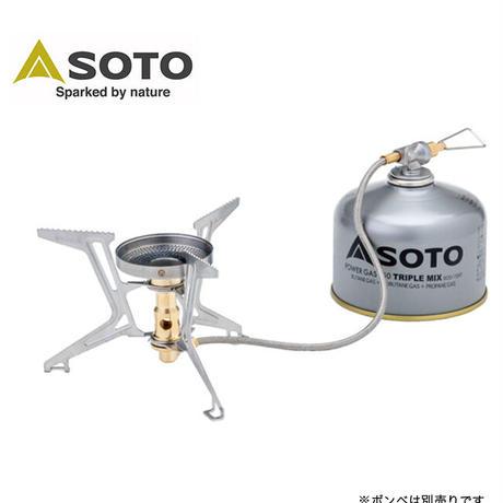 【SOTO】マイクロレギュレーターストーブ FUSION Trek SOD-330