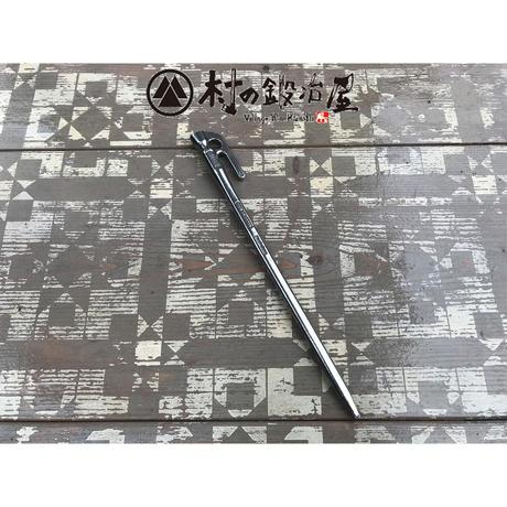 鍛造ペグ エリッゼステーク ステンレス 28cm