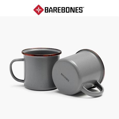 【BAREBONES】エナメルカップ2個セット