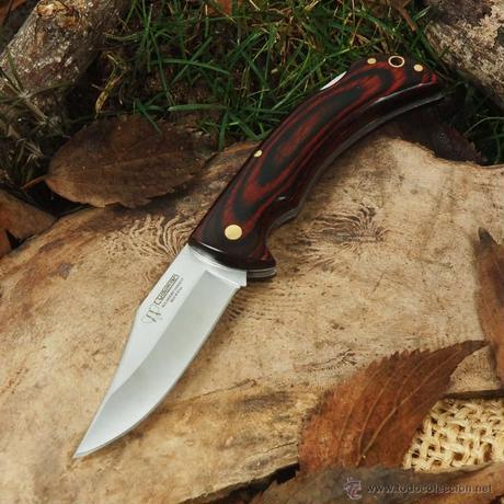 CUDEMAN 326-R Folding knife