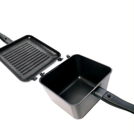 Ridgemonkey Connect Multi-Purpose Pan and Griddle Set