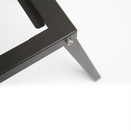 auvil black mini multi long table