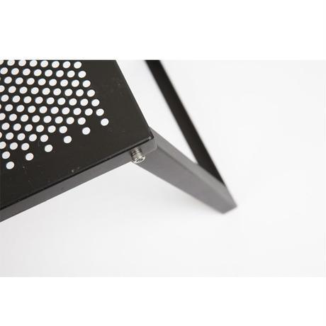 auvil black mini long table