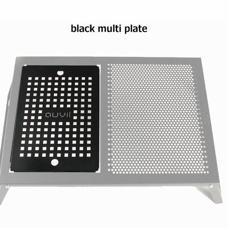auvil black multi plate