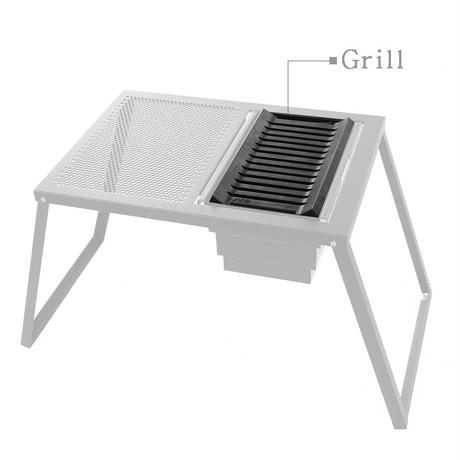 auvil Fire Wood Stove Grill