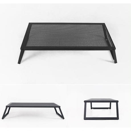 auvil black lounge wide table