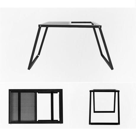 auvil black garden multi table