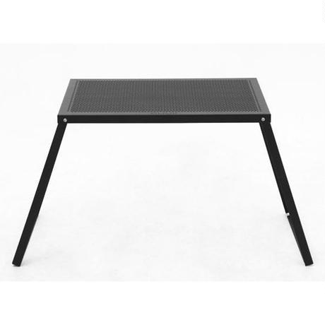 auvil black garden table