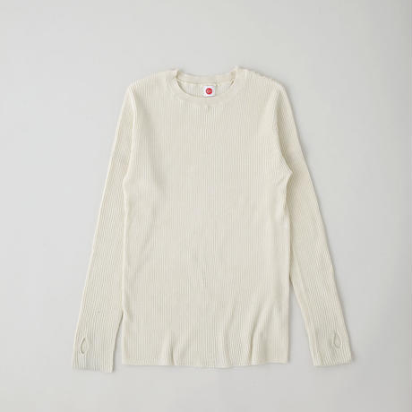 CM021803 / hinoki cotton rib knit  mother