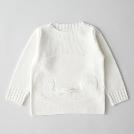 """friendly knit"" animal sweater penguin"