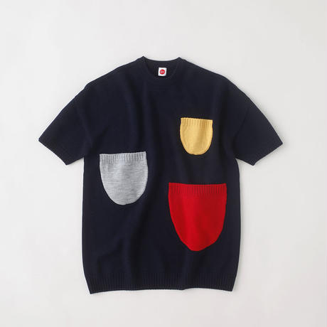 C021900 / nest sweater / navy