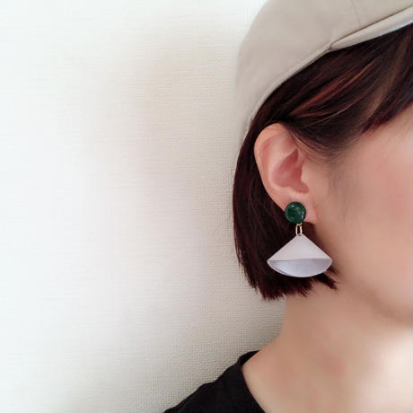 suede cone pierce