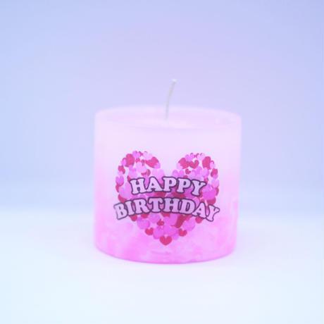 Happy Birthday(ハート)