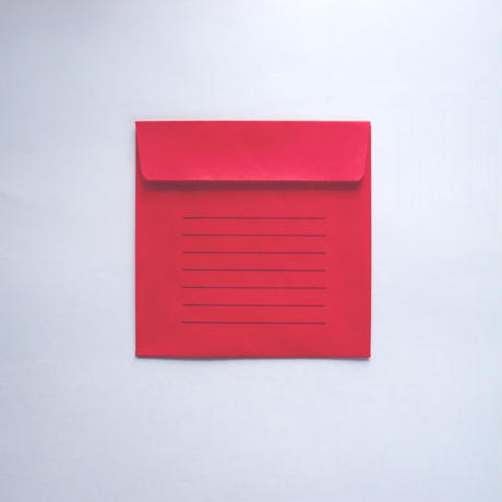 COLOR ENVELOPES_RED×4