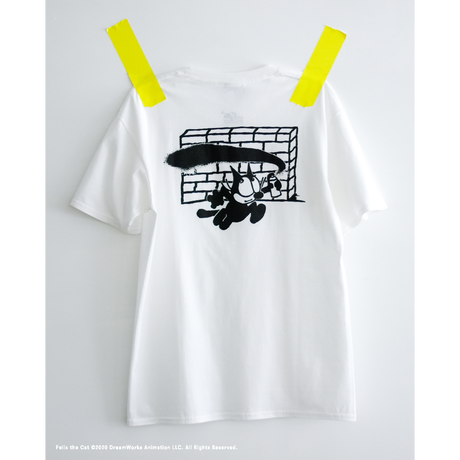 FELIX 100 - DIEGO - SPRAY TEE
