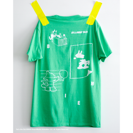 FELIX 100 - BIEN - DRAWING TEE