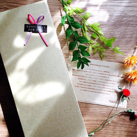 Herbarium Gift wrapping