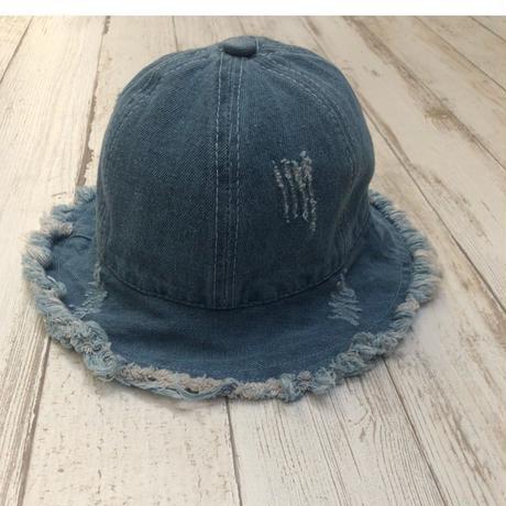 kidsデニム帽子.627