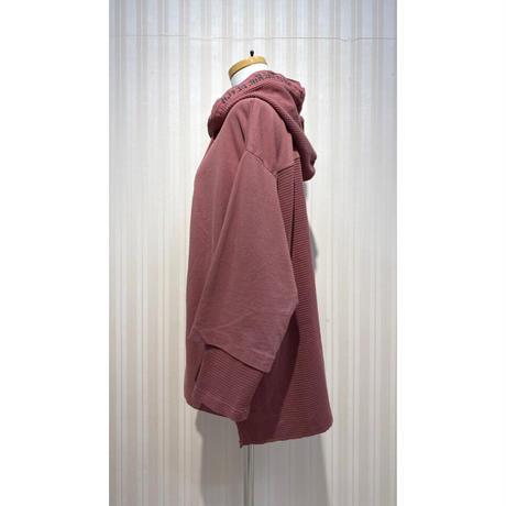 LIME.サーマルパーカージャケット(ピンク).O0688