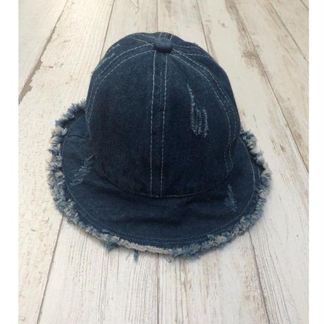 KIDSデニム帽子.628