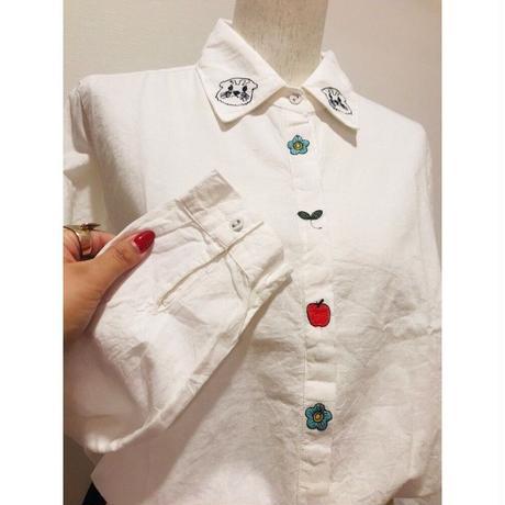 刺繍シャツ.P120
