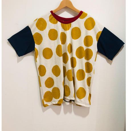 MORI yumiビッグTシャツ.P071