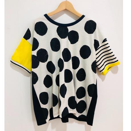 MORI yumiビッグTシャツ.P081