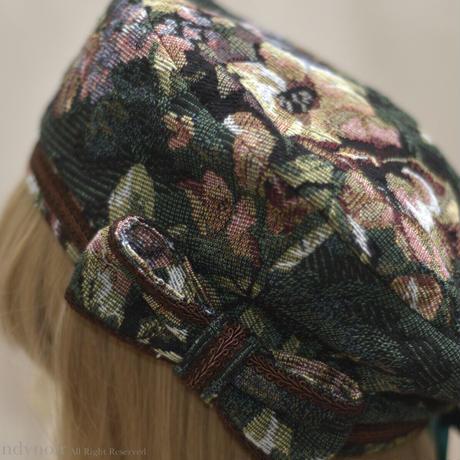 ゴブラン織りのベレー
