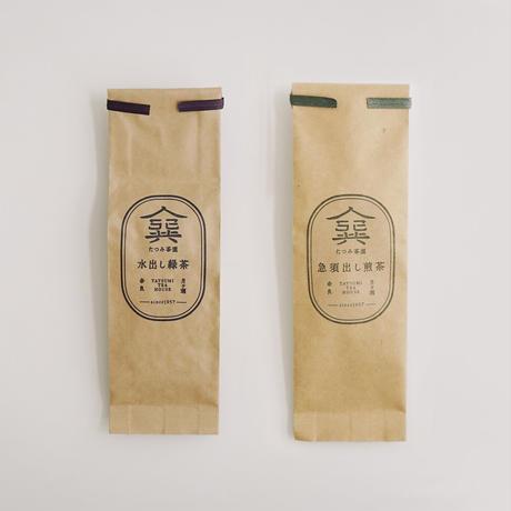 たつみ茶園 <茶葉>水出し緑茶・急須出し煎茶
