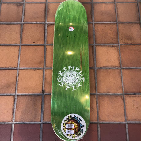 GRIMPLE STIX PETER HEWITT DECK 8.25