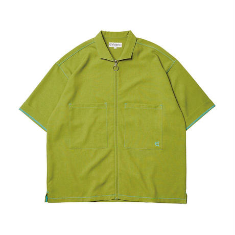 EVISEN TRO STITCH SHIRT LIME