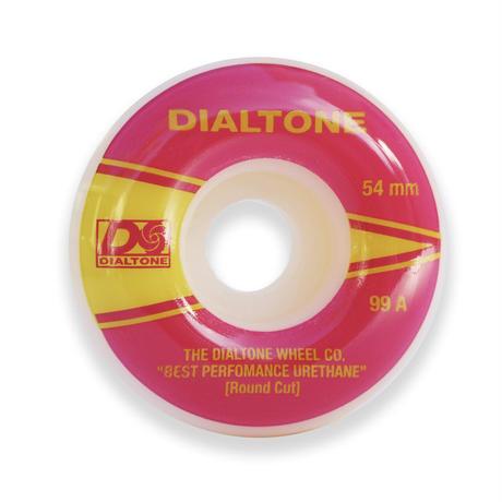 DIAL TONE WHEEL CO. ATLANTIC WHEELS 54MM ROUND CUT