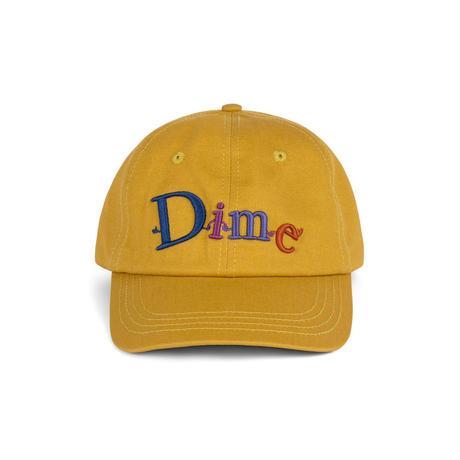 DIME CLASSIC FRIENDS CAP MUSTARD