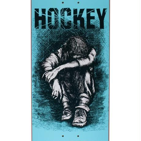 HOCKEY MISSING KID DECK