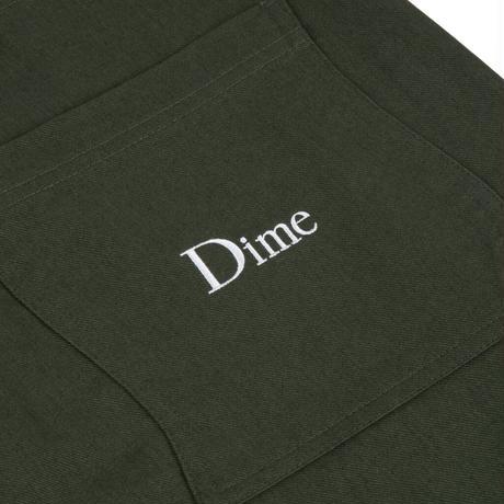 DIME CLASSIC CHINO PANTS DARK OLIVE