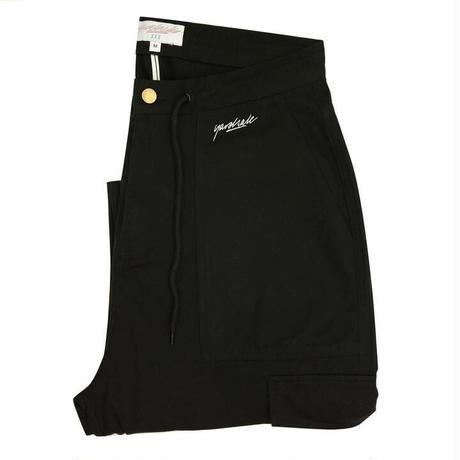 YARDSALE  CARGO PANTS BLACK