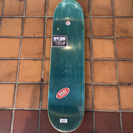 REAL CAT SCRATCH ISHOD WAIR DECK 8.25
